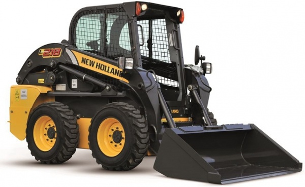 Мини-погрузчик New Holland 218L